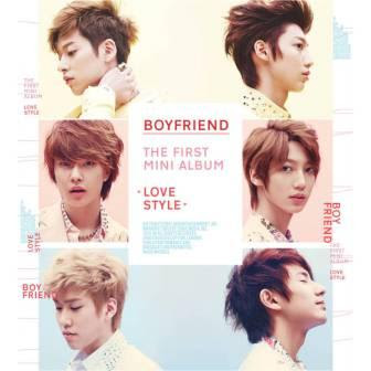 BoyFriend - Super Hero