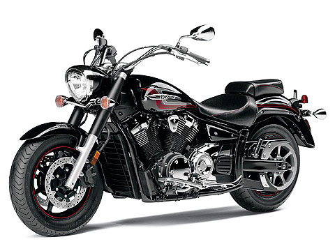 2013 Yamaha V-Star 1300 Gambar Motor , 480x360 pixels