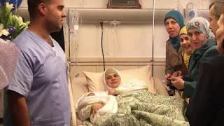 Direito de Família pelo mundo:Sêmen clandestino: mulher palestina dá à luz bebê de pai preso