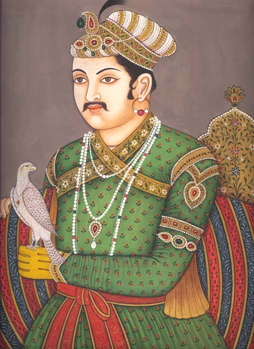 The Great Mughal Emperor Akbar