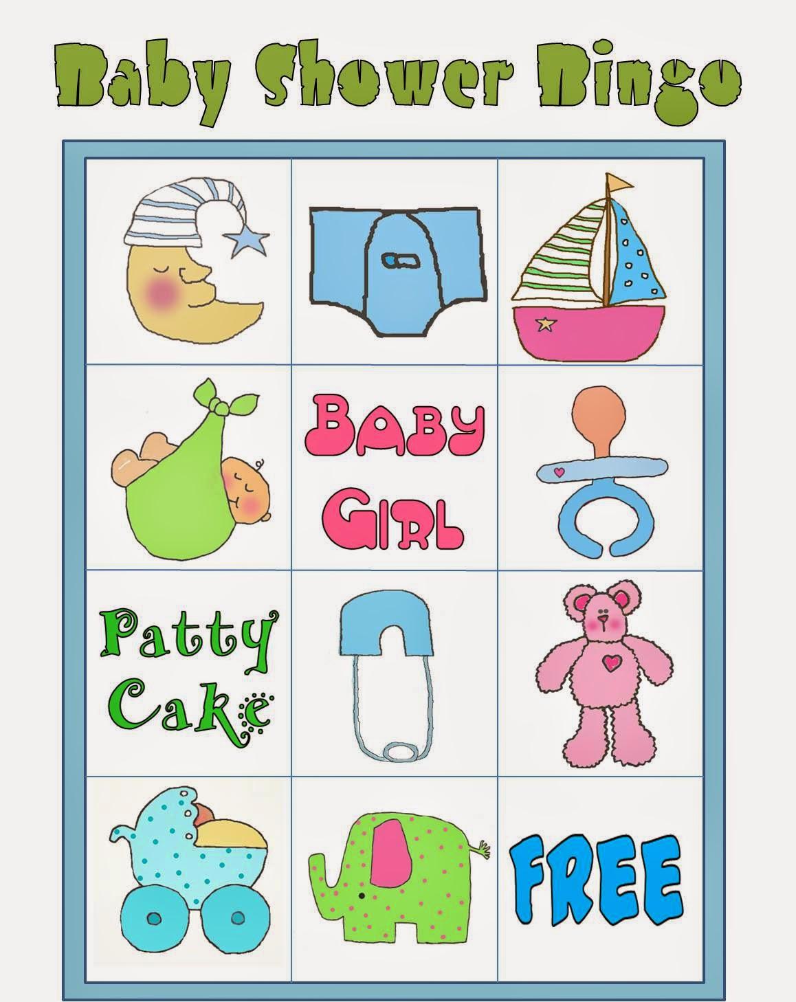bingo en colores para baby shower para imprimir gratis oh my beb. Black Bedroom Furniture Sets. Home Design Ideas