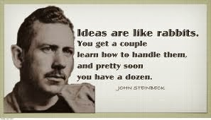 a look at the great works of john steinbeck a novelist John steinbeck is not only a well-known novelist,  and most of the characters are completely look,  about john steinbeck common themes life of john.