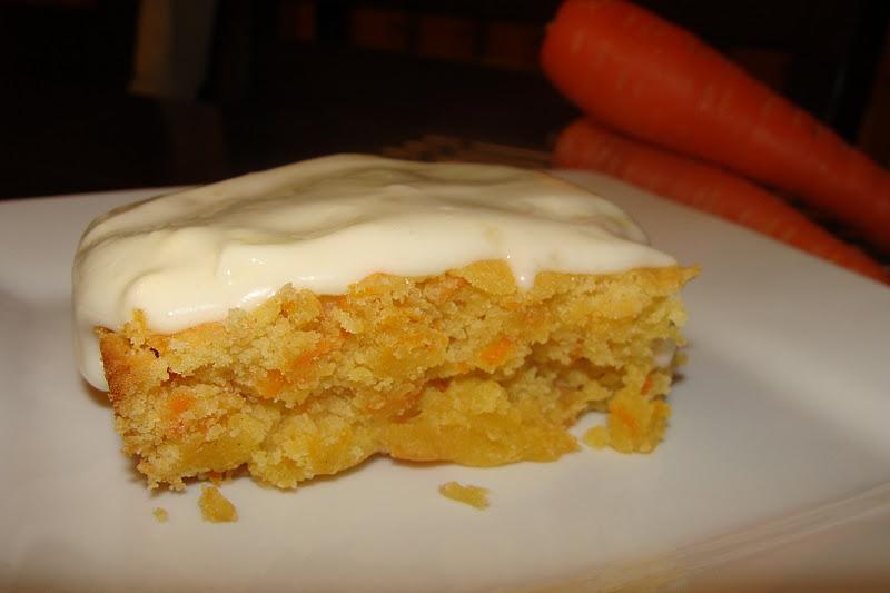 lili popotte: gâteau aux carottes et ananas