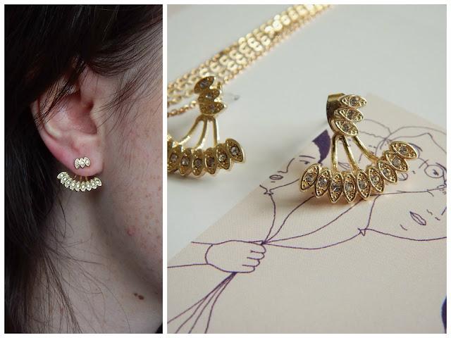 Matalan Peekaboo Earrings
