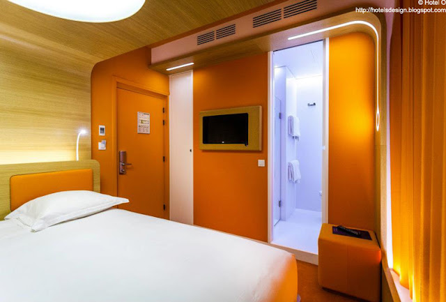 Les plus beaux hotels design du monde hotel o by ora to for Hotel design orange