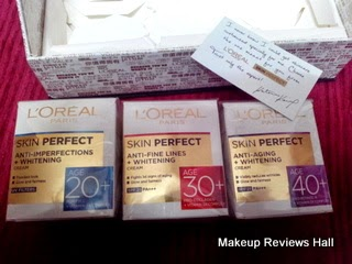 Loreal Paris Skin Perfection Range