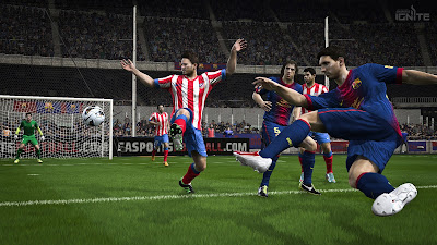 FIFA 14, EA Sports, Ignite, Xbox One, PS4, E3 2013, Screenshots, Gameplay, Trailer, Messi, News, Positive Game Reviews