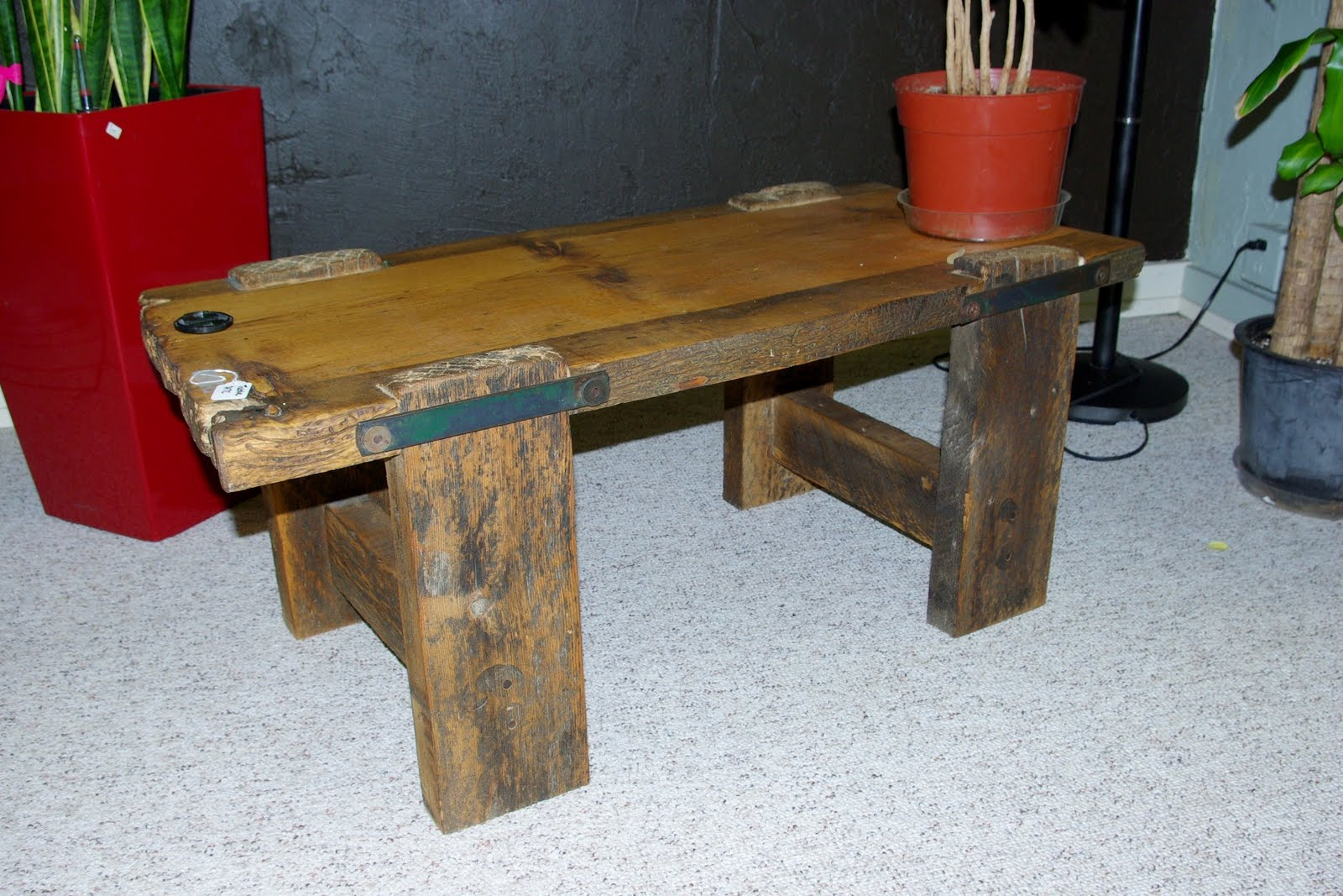 Reclaimed Rustics Rustic Coffee Tables