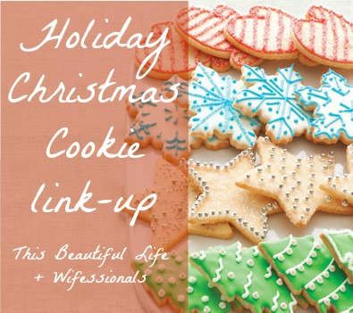 Christmas Cookie Link UP