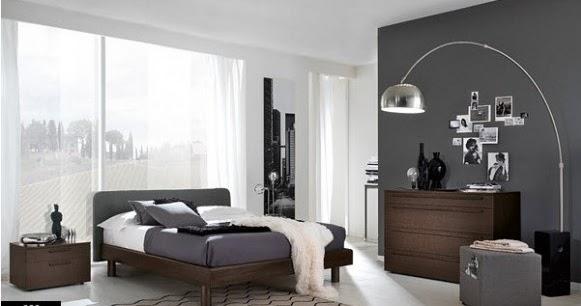 contoh desain kamar tidur warna pada kamar tidur