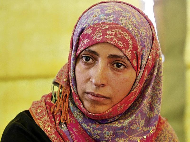 Tawakul Karman; Selaraskan Islam dan Nobel Perdamaian