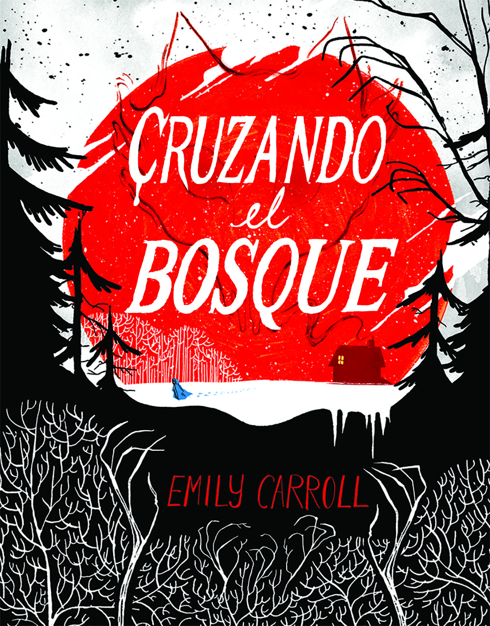 "Crítica de ""Cruzando el Bosque"" (Emily Carroll) por Iván Suárez Martínez"