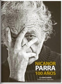 Nicanor Parra Cien Años Diario La Discusión