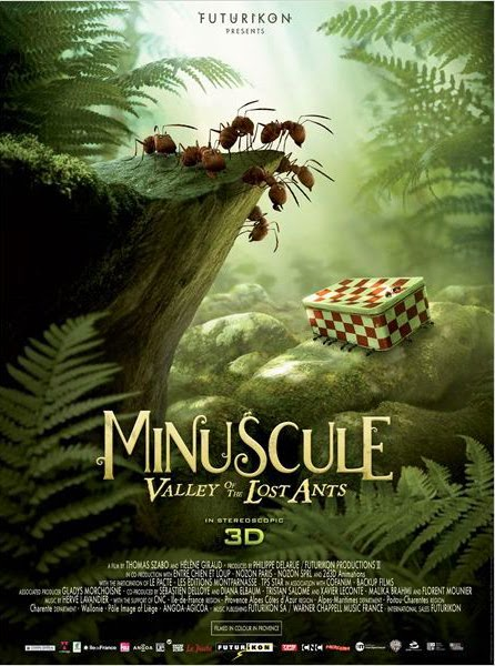 Minuscule - La vall�e des fourmis perdues | Multi | 1CD | TrueFrench | BRRiP | 2013