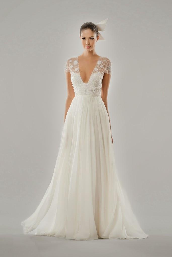 Vestidos de boda que estilizan