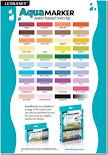 aquamarker kleuren