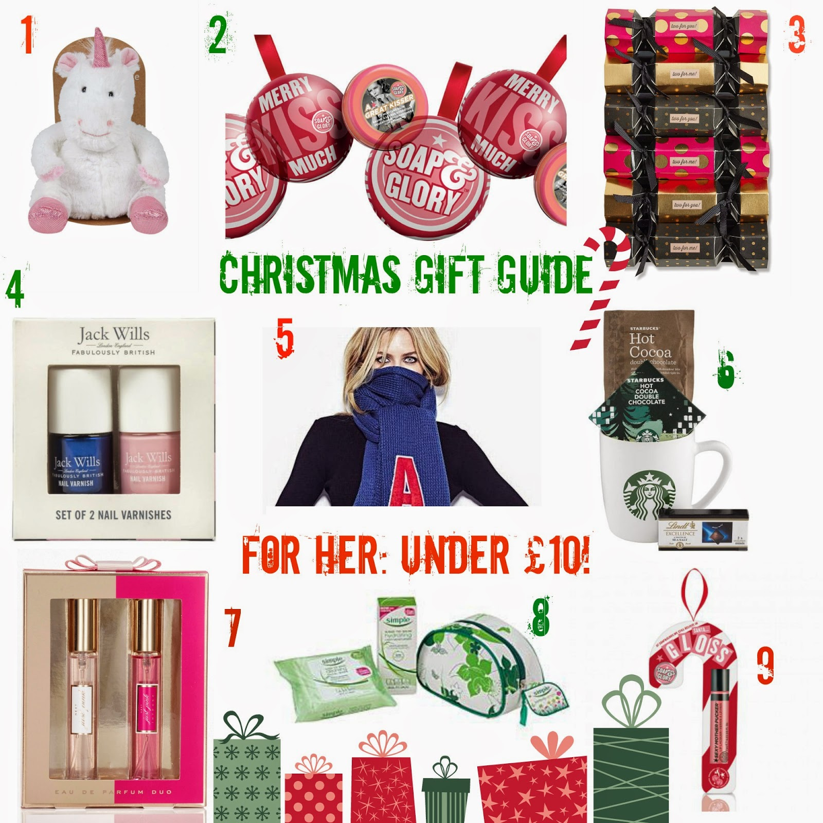 15 amazing Christmas gifts under £10 Turns out a tenner can go quite a long way. Whether you are on the hunt for great stocking fillers or trying to stick to a tight .