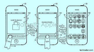 Apple Patenkan Sensor Fingerprint pada iPhone