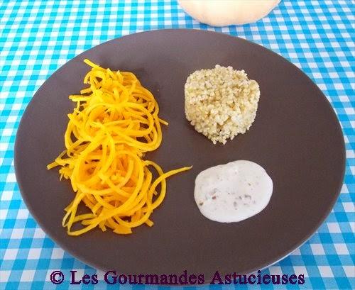 Les gourmandes astucieuses cuisine v g tarienne bio saine et gourmande faite maison les - Comment cuisiner les butternuts ...