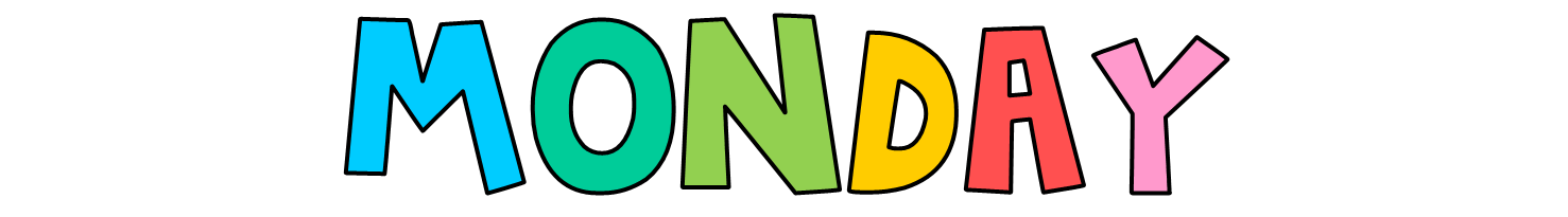 Monday Word Word Families: ...