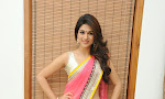 Shraddha das photos in Saree at Rey audio launch-thumbnail