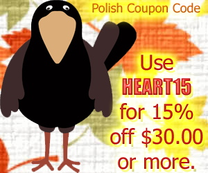 Polish Coupon Code For You: