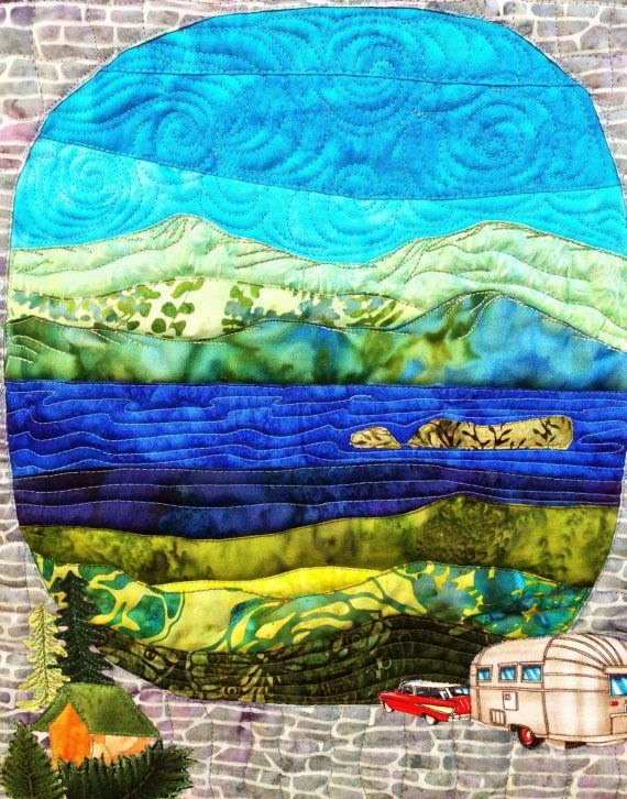 Tuesdays Favorite Finds #12 Camping Quilts : camping quilt - Adamdwight.com