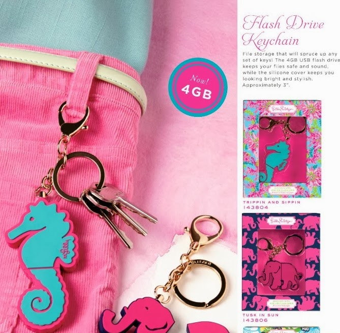 lilly pulitzer usb port
