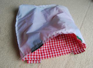 bolsos de tela infantiles
