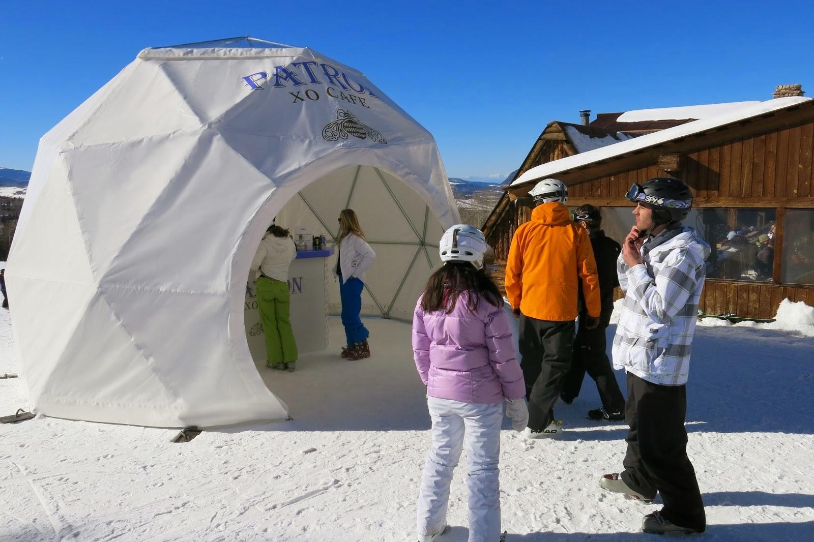 Patrón Dome