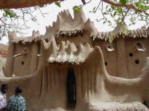 Masjid Nando Didirikan Oleh Makhluk Ghaib