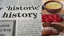 Táplálkozástörténelem