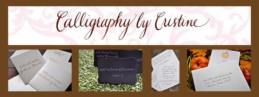 Cristine's Ink Blog
