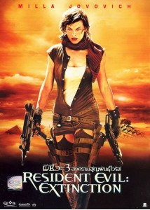 Resident Evil 3 Extincion 3gp 2007