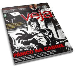 Capa Revista Veja – 01 de Junho 2011 – Ed. 2219