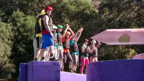blind date wipeout 2013 Created by matt kunitz with john anderson, john henson, jill wagner, elias contessotto couples on blind dates tackle obstacles that include love birds.