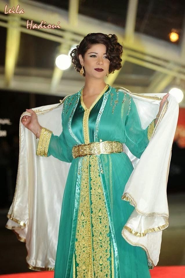 Leila hadioui au festival de marrakech 2013 caftan glamour for Film marocain chambra 13