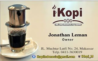 Lowongan Kerja iKopi Coffee Shop Makassar