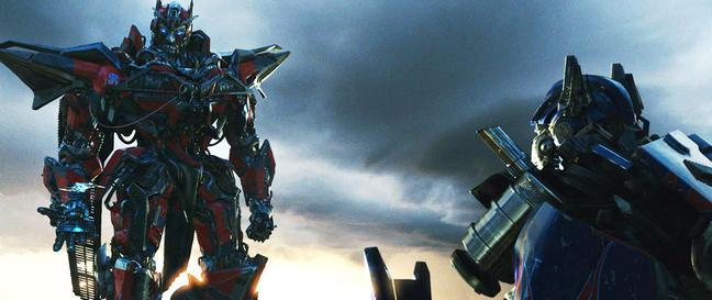 transformers dark of the moon sentinel prime kills ironhide. to love Transformers: Dark