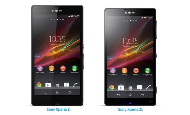 Sony Xperia Z Xperia ZL