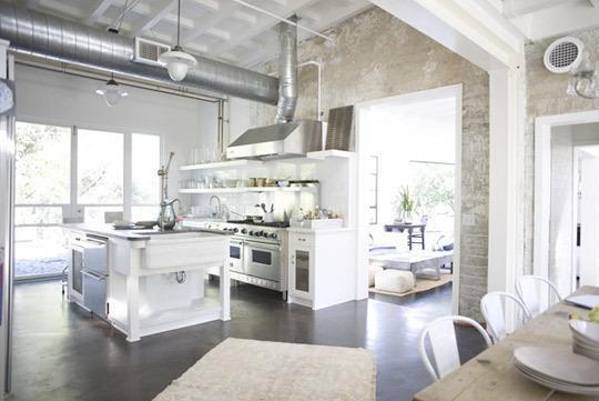 Alexandra proa o 3d green pear diaries interiores con encanto iv cocinas - Cocinas con encanto ...