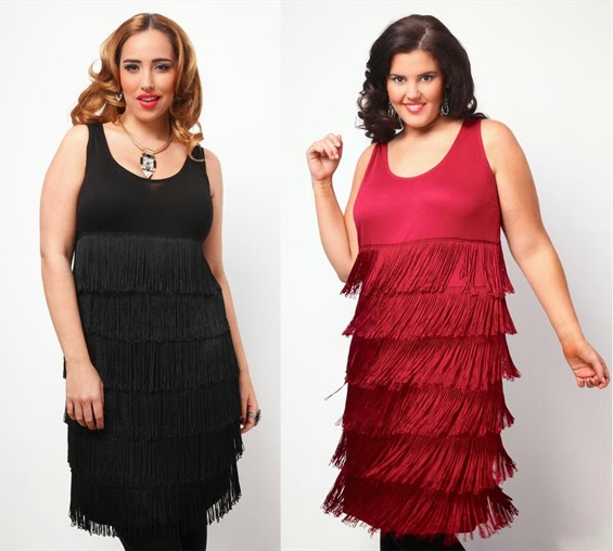 it's party time! (nearly) - plus size party picks part one