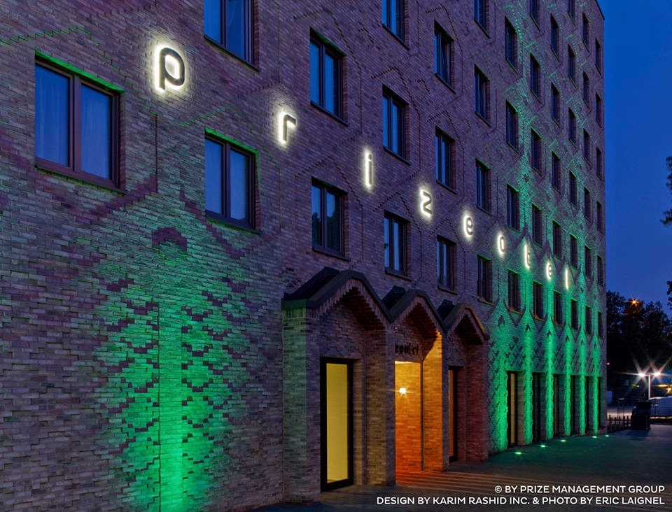 Les plus beaux hotels design du monde h tel prizeotel for Hotel hamburg design