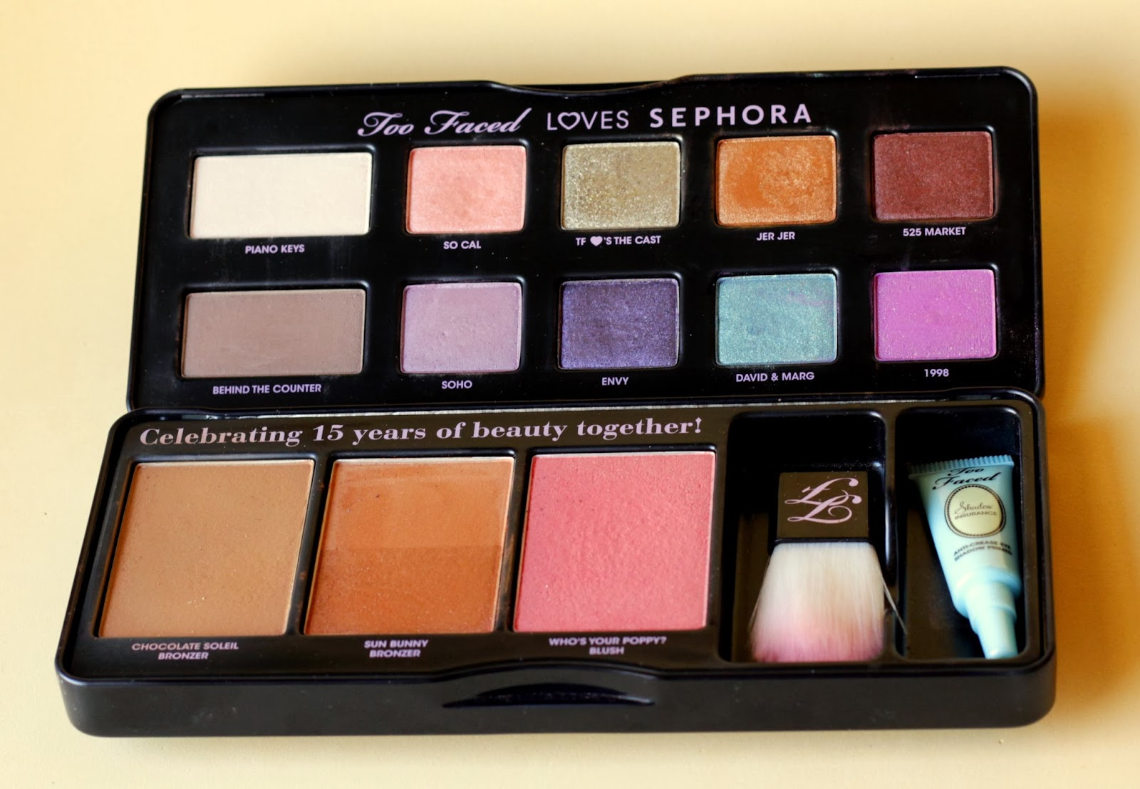 too faced loves sephora