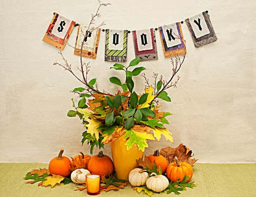 Modern Furniture 2013 Easy and Quick Indoor Halloween  ~ 164609_Quick Halloween Decoration Ideas