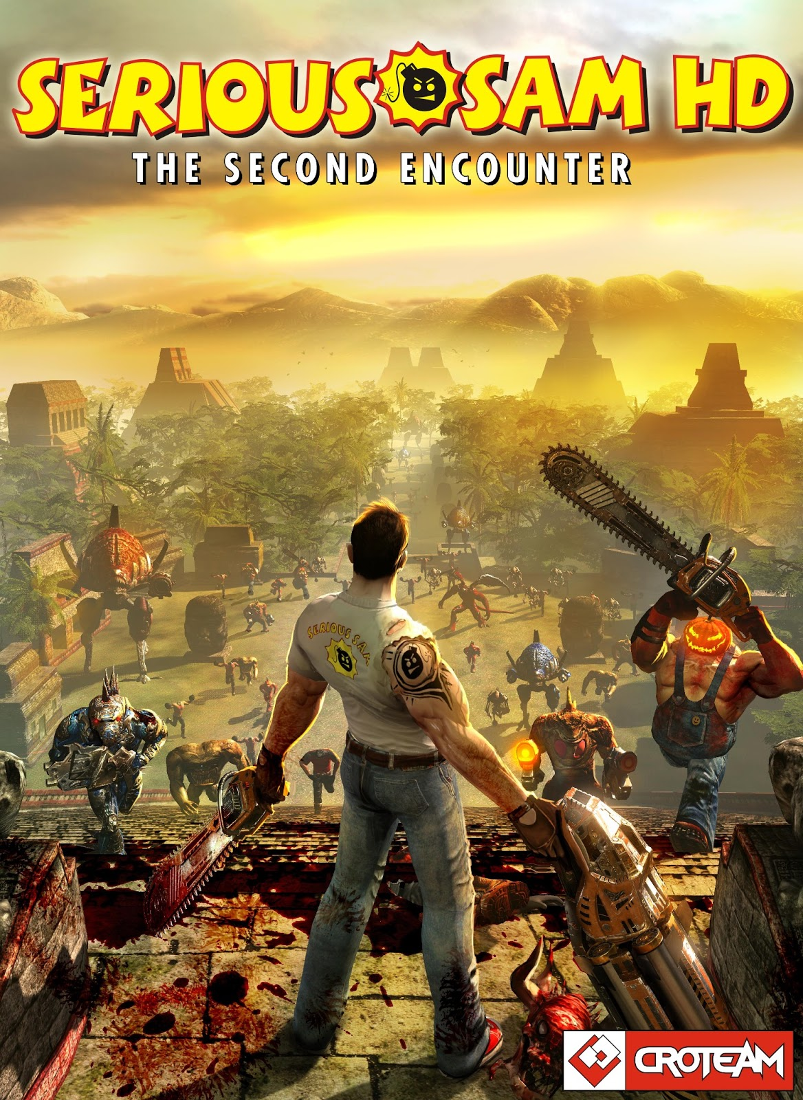 Versión en HD de Serious Sam The Second Encounter, lanzado en febrero