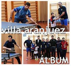 Torneo Tenis de Mesa Villa de Aranjuez: Fotos