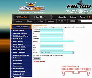 Formulário dados HK