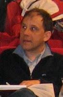 Filip Buyse bij de cursus over de TIE