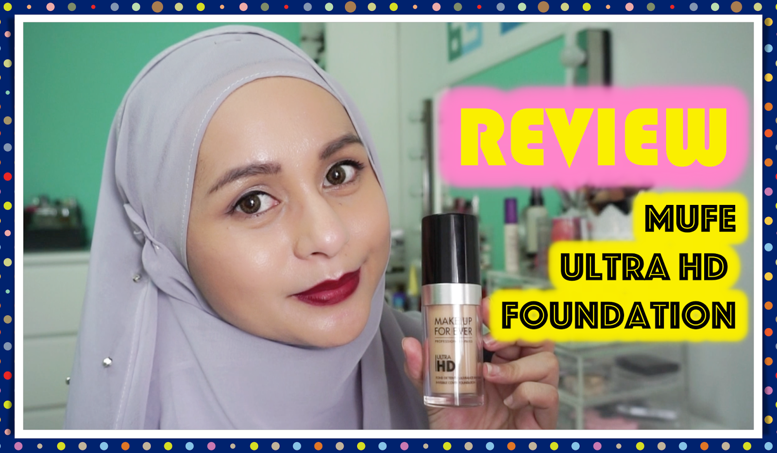 Beauty review make up for ever ultra hd foundation sabby beauty review make up for ever ultra hd foundation baditri Image collections